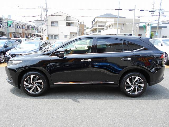 「トヨタ」「ハリアー」「SUV・クロカン」「京都府」の中古車2