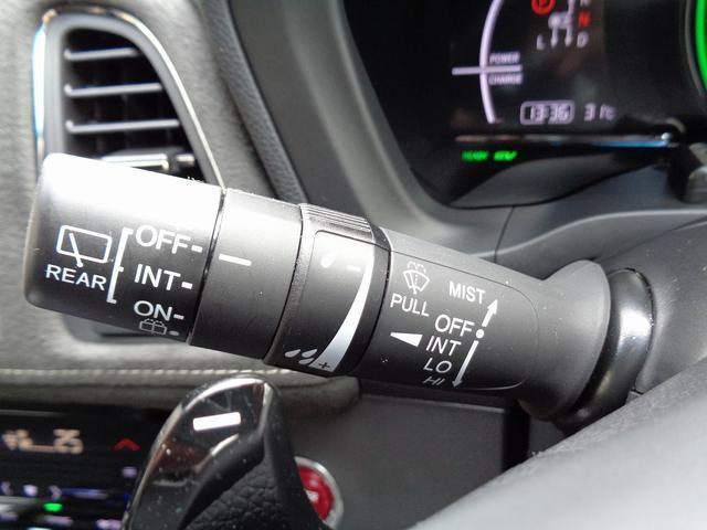 ハイブリッドRS・ホンダセンシング ロングラン保証付き車両(21枚目)