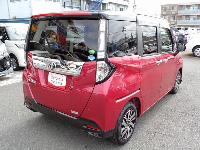 カスタムG S トヨタ認定中古車(3枚目)