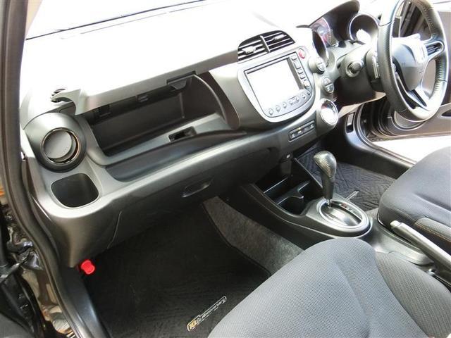 ホンダ フィット RS・10thアニバーサリー ナビ カメラ ETC HID