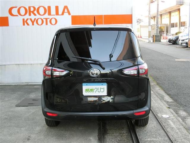 「トヨタ」「シエンタ」「ミニバン・ワンボックス」「京都府」の中古車5