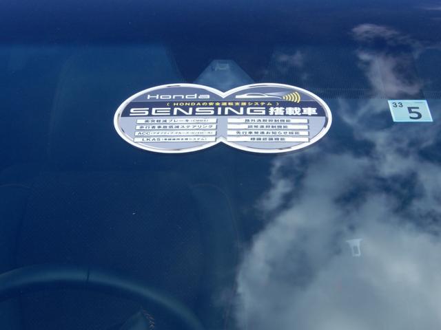 ハイブリッドRS・ホンダセンシング デモカー ETC フルセ(19枚目)
