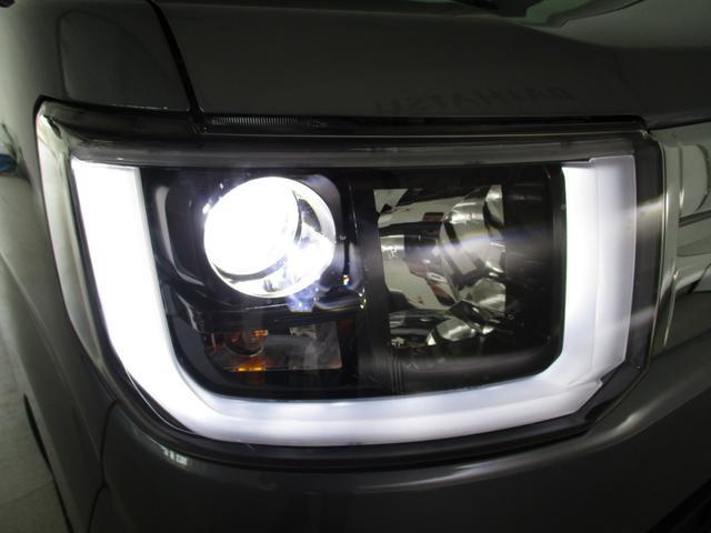 照射範囲が広いのにバッテリーへの負担が少なく有能なLEDヘッドライトです☆