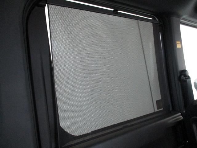 格納式リアドアサンシェード☆後席にお乗りの方の日差しの眩しさを軽減してくれます☆