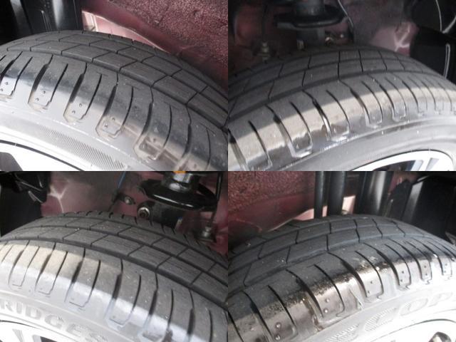 タイヤ溝もまだまだあります☆