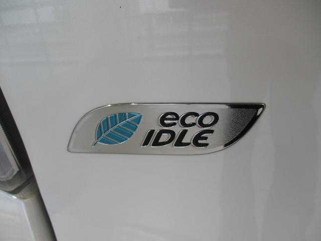 無駄な排出ガスを減らして低燃費に貢献してくれるエコアイドル搭載車☆
