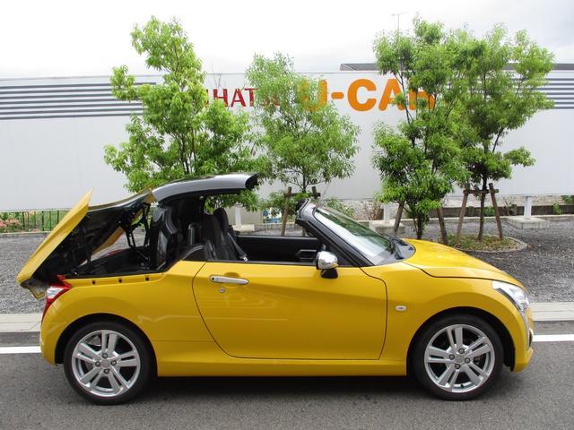 「ダイハツ」「コペン」「オープンカー」「滋賀県」の中古車25