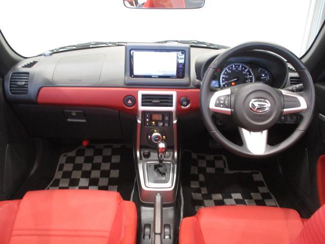 セロ 社外ワンセグナビ Bluetooth対応 DVD再生可 シートヒーター LEDヘッドライト オートエアコン CVTターボ 電動オープン プッシュボタンスタート キーフリーシステム 車検整備付(2枚目)
