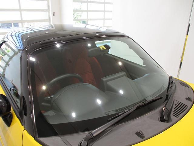 セロ 社外ワンセグナビ Bluetooth対応 DVD再生可 シートヒーター LEDヘッドライト オートエアコン CVTターボ 電動オープン プッシュボタンスタート キーフリーシステム 車検整備付(38枚目)