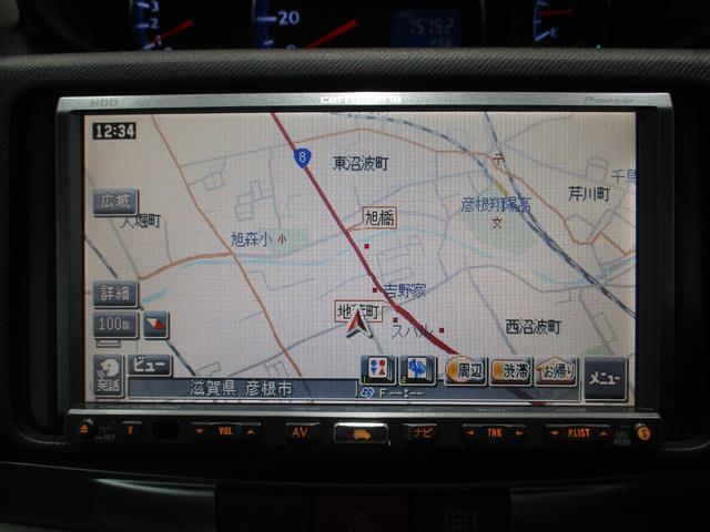 カスタム X ディスチャージ HDDナビ キーフリーシステム(11枚目)