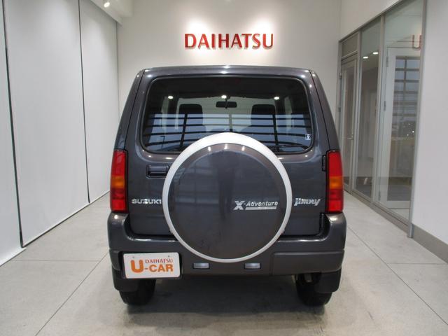 クロスアドベンチャー 4WD インタークーラーターボ パートタイム4WD 運転席シートヒーター ヒーテッドドアミラー 軽SUV 走行距離50,700km台 電動格納式ドアミラー キーレスエントリー ルームクリーニング実施済み(24枚目)