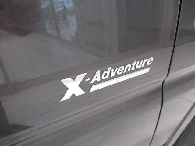 クロスアドベンチャー 4WD インタークーラーターボ パートタイム4WD 運転席シートヒーター ヒーテッドドアミラー 軽SUV 走行距離50,700km台 電動格納式ドアミラー キーレスエントリー ルームクリーニング実施済み(30枚目)