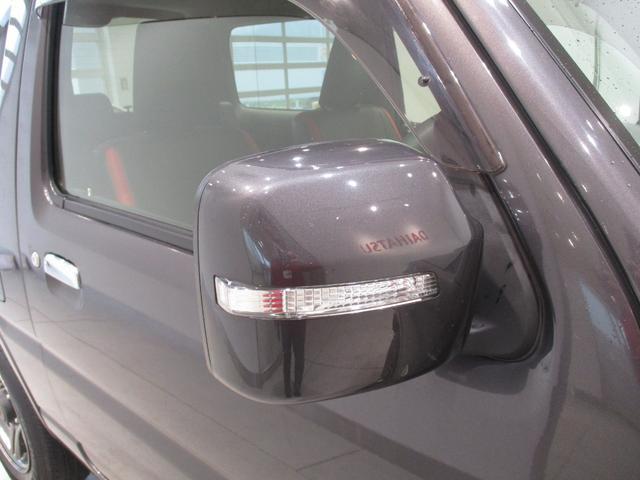 クロスアドベンチャー 4WD インタークーラーターボ パートタイム4WD 運転席シートヒーター ヒーテッドドアミラー 軽SUV 走行距離50,700km台 電動格納式ドアミラー キーレスエントリー ルームクリーニング実施済み(32枚目)