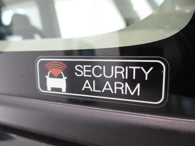 【盗難防止アラーム】登録されたキーレス以外でのドアロック解除時にホーンを鳴らしてお知らせしてくれます☆