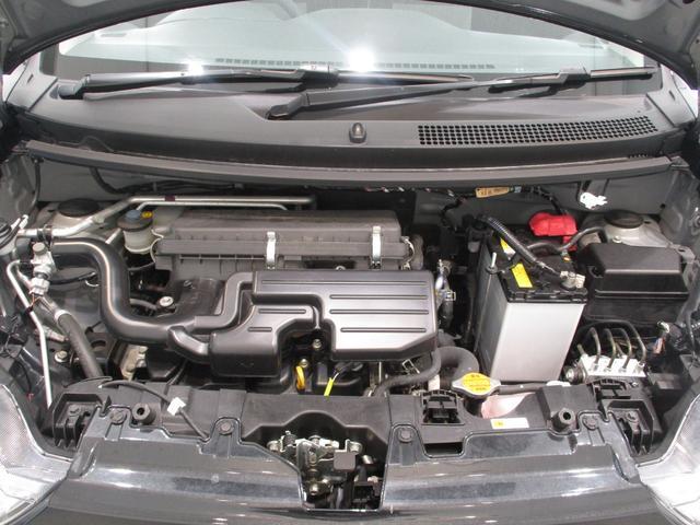 L アイドリングストップ キーレスエントリー タイミングチェーン 横滑り防止装置 ワンオーナー CDチューナー セキュリティアラーム 走行距離29,600km台 車検整備付き インパネシフト(9枚目)