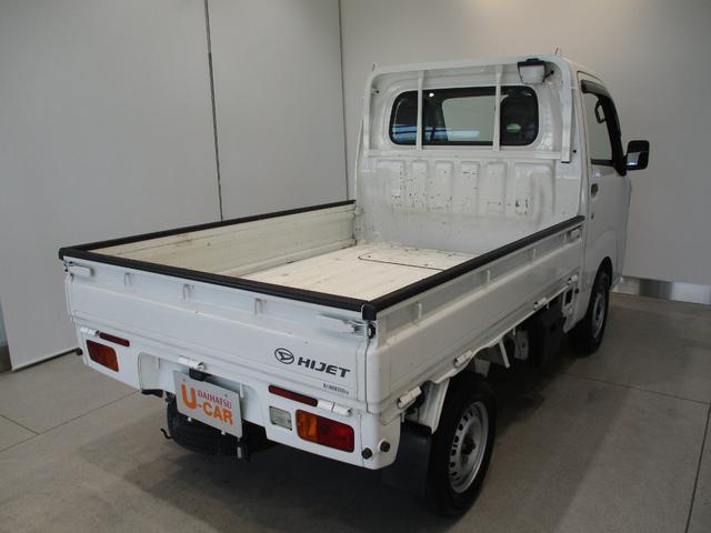 スタンダード 4WD 5速ミッション車 タイミングチェーン パートタイム4WD 5速ミッション車 車検整備付き 走行距離52,900km台 エアコン パワステ バッテリーカバー ゲートプロテクター(3枚目)