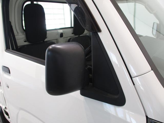 スタンダード 4WD 5速ミッション車 タイミングチェーン パートタイム4WD 5速ミッション車 車検整備付き 走行距離52,900km台 エアコン パワステ バッテリーカバー ゲートプロテクター(33枚目)