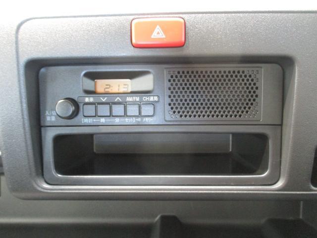 スタンダード 4WD 5速ミッション タイミングチェーン パートタイム4WD 車検整備付き 5速ミッション車 バッテリーカバー エアコン パワステ エアバッグ テールゲートチェーン ゲートプロテクター 走行距離26,300km台(16枚目)