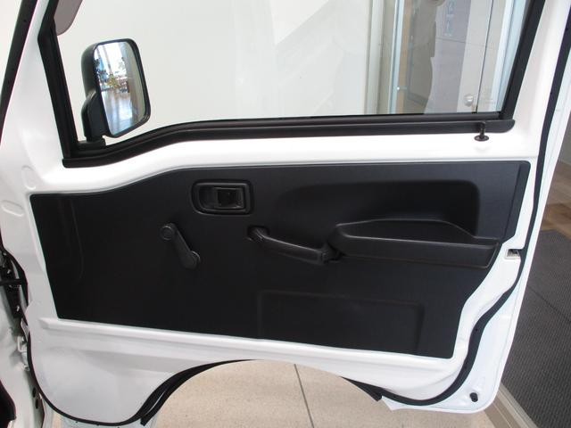 スタンダード 4WD 5速ミッション タイミングチェーン パートタイム4WD 車検整備付き 5速ミッション車 バッテリーカバー エアコン パワステ エアバッグ テールゲートチェーン ゲートプロテクター 走行距離26,300km台(26枚目)