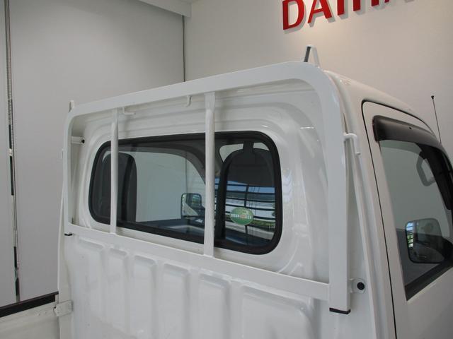 スタンダード 4WD 5速ミッション タイミングチェーン パートタイム4WD 車検整備付き 5速ミッション車 バッテリーカバー エアコン パワステ エアバッグ テールゲートチェーン ゲートプロテクター 走行距離26,300km台(32枚目)