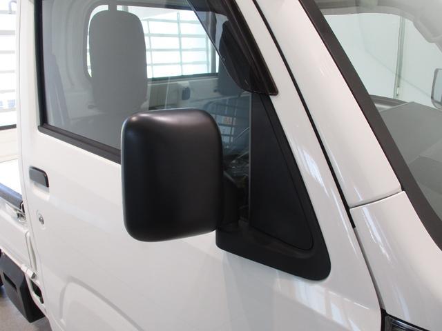 スタンダード 4WD 5速ミッション タイミングチェーン パートタイム4WD 車検整備付き 5速ミッション車 バッテリーカバー エアコン パワステ エアバッグ テールゲートチェーン ゲートプロテクター 走行距離26,300km台(34枚目)