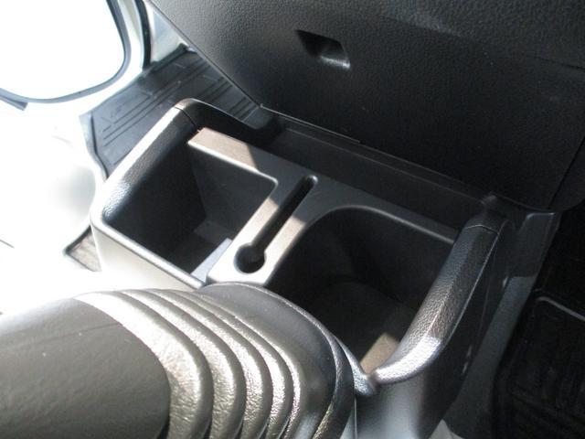 スタンダード 4WD 5速ミッション タイミングチェーン パートタイム4WD 車検整備付き 5速ミッション車 バッテリーカバー エアコン パワステ エアバッグ テールゲートチェーン ゲートプロテクター 走行距離26,300km台(45枚目)