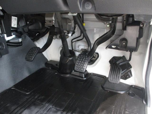 スタンダード 4WD 5速ミッション タイミングチェーン パートタイム4WD 車検整備付き 5速ミッション車 バッテリーカバー エアコン パワステ エアバッグ テールゲートチェーン ゲートプロテクター 走行距離26,300km台(55枚目)