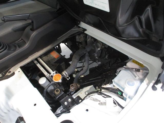 スタンダード 4WD 5速ミッション タイミングチェーン パートタイム4WD 車検整備付き 5速ミッション車 バッテリーカバー エアコン パワステ エアバッグ テールゲートチェーン ゲートプロテクター 走行距離26,300km台(57枚目)