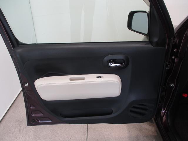 ココアプラスX 車検整備付 タイミングチェーン ベンチシート キーフリーシステム オートエアコン フロントフォグライト ルーフレール 走行距離55700km台 CD/MDチューナー(27枚目)