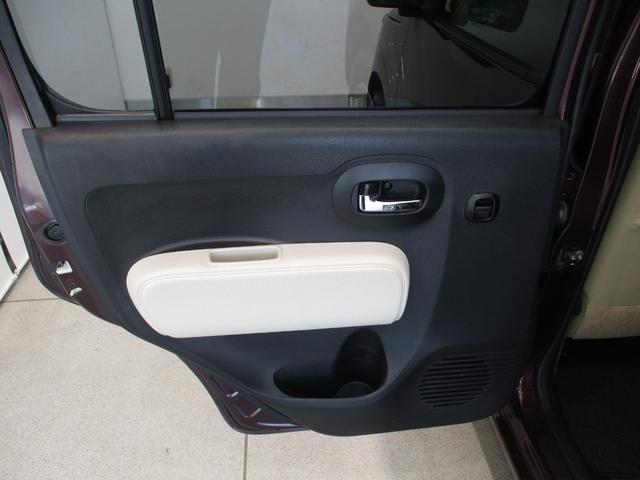 ココアプラスX 車検整備付 タイミングチェーン ベンチシート キーフリーシステム オートエアコン フロントフォグライト ルーフレール 走行距離55700km台 CD/MDチューナー(29枚目)