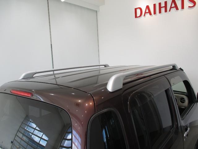 ココアプラスX 車検整備付 タイミングチェーン ベンチシート キーフリーシステム オートエアコン フロントフォグライト ルーフレール 走行距離55700km台 CD/MDチューナー(38枚目)