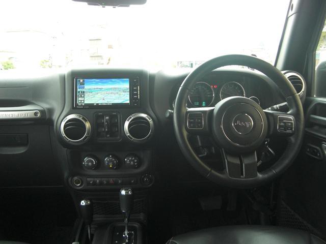サハラ 黒革シート サイドビューモニター ワンオーナー車(5枚目)