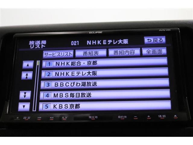 1.8X SDナビ フルセグTV DVDビデオ再生 ETC(10枚目)