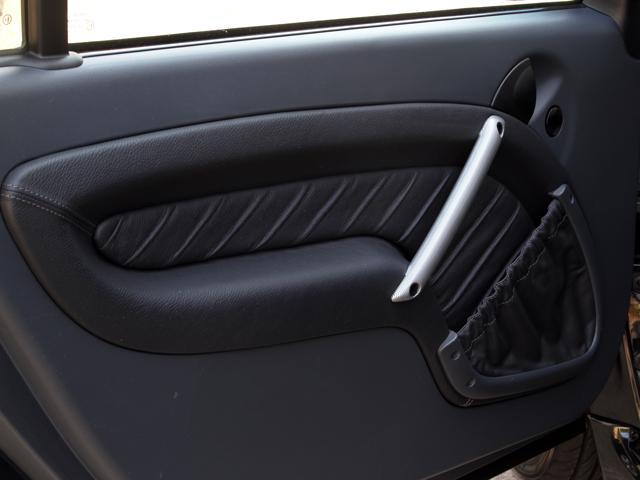スマート スマートフォーツークーペ BRABUS 全国50台限定車 最終モデル パドルシフト