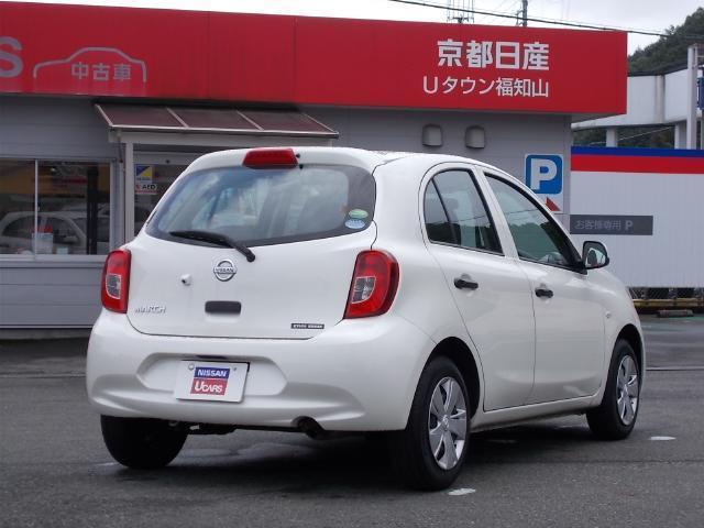 「日産」「マーチ」「コンパクトカー」「京都府」の中古車2