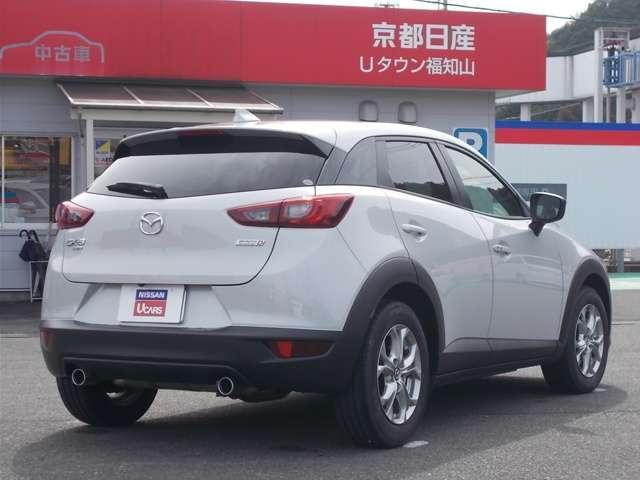 「マツダ」「CX-3」「SUV・クロカン」「京都府」の中古車2
