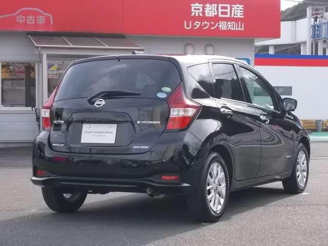 「日産」「ノート」「コンパクトカー」「京都府」の中古車2