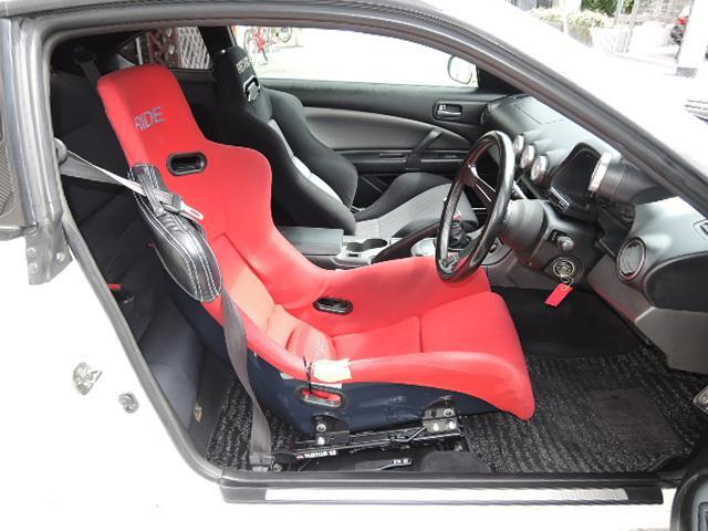 日産 シルビア スペックR前置ICパワーFCブレンボLSD車高調マフラー