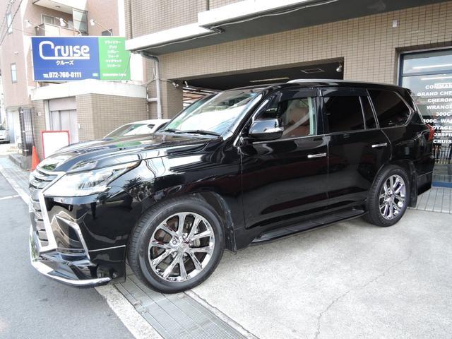 「レクサス」「LX」「SUV・クロカン」「大阪府」の中古車5