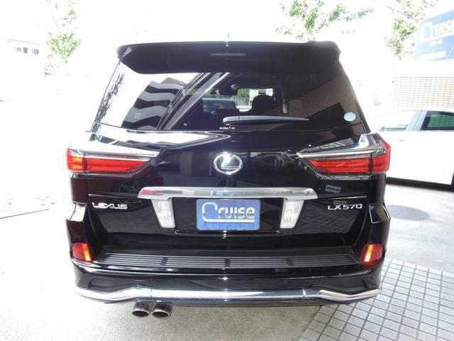 「レクサス」「LX」「SUV・クロカン」「大阪府」の中古車7