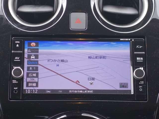 「日産」「ノート」「コンパクトカー」「京都府」の中古車4