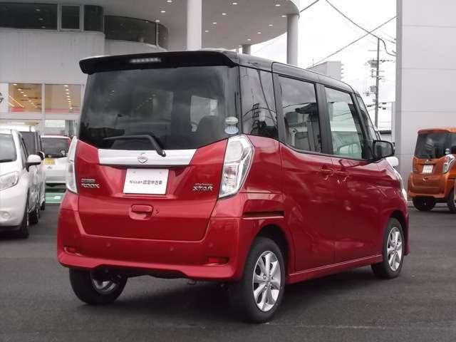 「日産」「デイズルークス」「コンパクトカー」「京都府」の中古車2