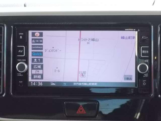 660 ハイウェイスター Xターボ ドラレコ ナビ アラウンドビュー(4枚目)