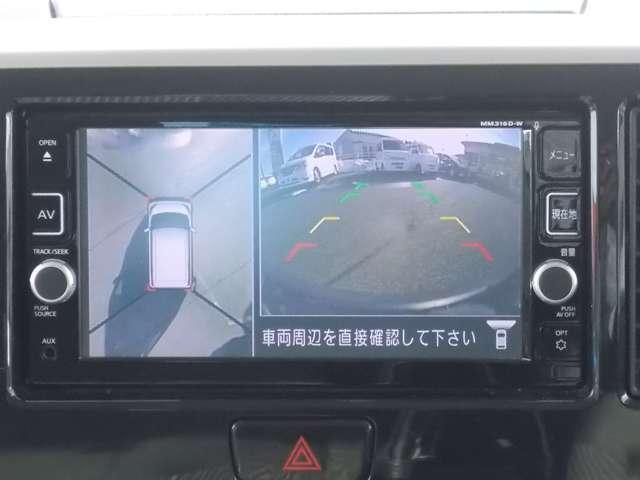660 ハイウェイスター Xターボ ドラレコ ナビ アラウンドビュー(5枚目)