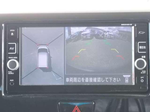 660 ハイウェイスターX 4WD ナビ アラウンドビュー ETC(5枚目)