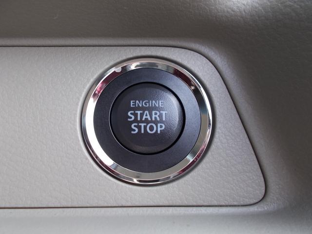 プッシュエンジンスターターなので、エンジンの始動・停止もスイッチを押すだけの簡単操作です(^^)