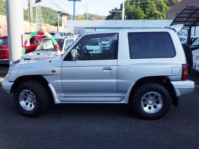 「三菱」「パジェロ」「SUV・クロカン」「京都府」の中古車7