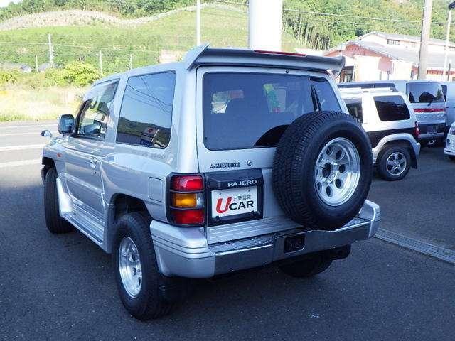 「三菱」「パジェロ」「SUV・クロカン」「京都府」の中古車10