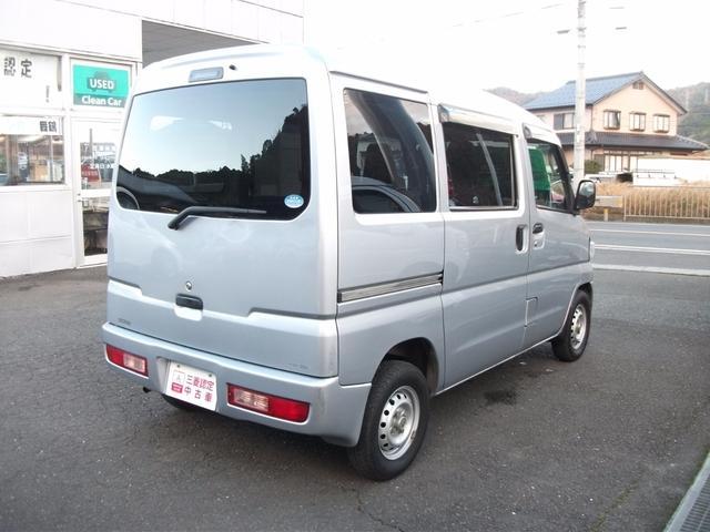 三菱 ミニキャブバン CL ハイルーフ 4WD 3AT