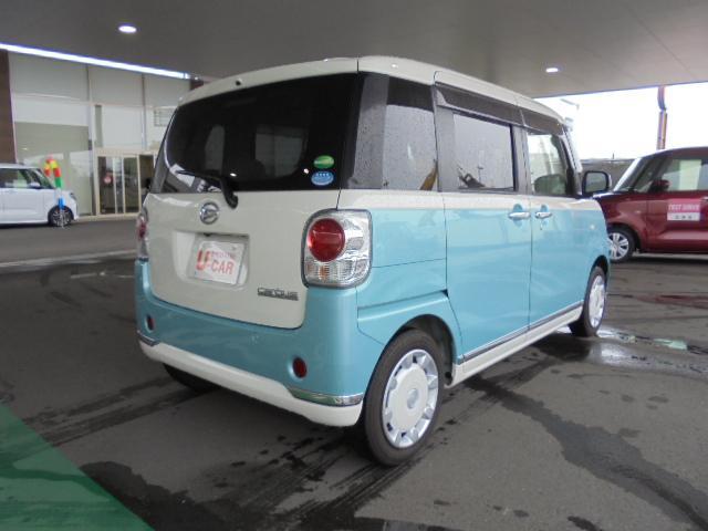 「ダイハツ」「ムーヴキャンバス」「コンパクトカー」「京都府」の中古車40